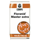 Floranid Master extra 19-5-10 +2 MgO +8 S - Rasen-Langzeitdünger