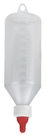 Lämmerflasche mit Sauger